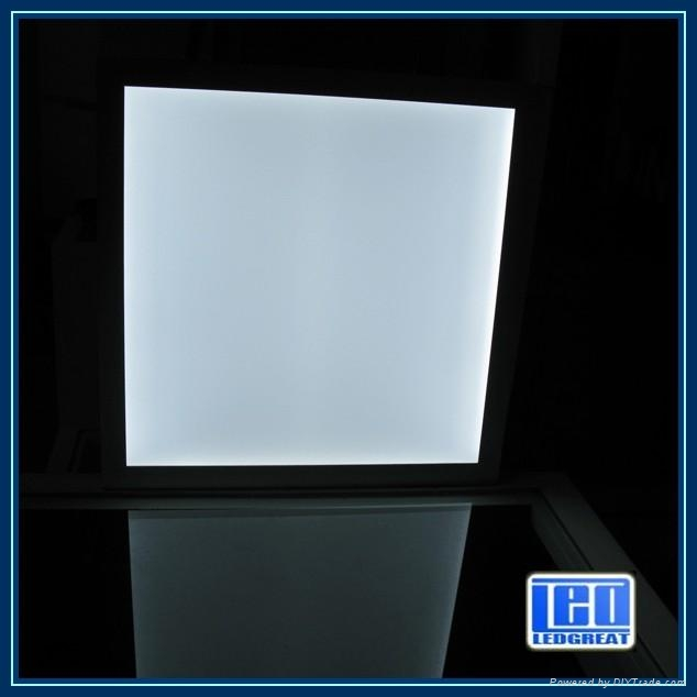 Dimmable LED Panel Light Square Or Round LPG Lighting 1