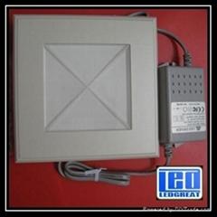 stylish mini LED panel light LGP type for down lighting