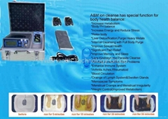 Detox Therapy system products: massager,detox ion foot spa/ion cleanse/ionic cel