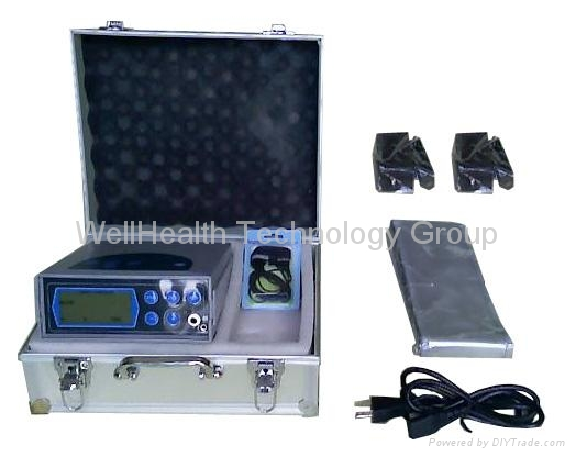 Detox Therapy system products: massager,detox ion foot spa/ion cleanse/ionic cel 2