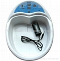 Detox Therapy system products: massager,detox ion foot spa/ion cleanse/ionic cel 3
