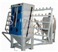 glass blasting machine