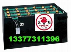 广西电动叉车蓄电池