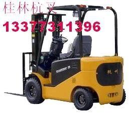 桂林杭州电动叉车 1