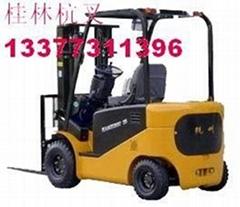 桂林杭州电动叉车