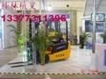 桂林杭州电动叉车 4