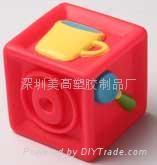 益智骰子玩具 2