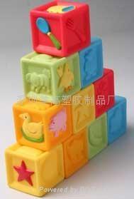 益智骰子玩具 5