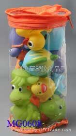 浴室玩具 4