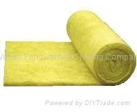 glass wool blanket