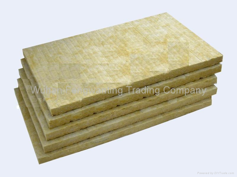 Rockwool board insulation wt 04 fwt china trading for Rockwool insulation board