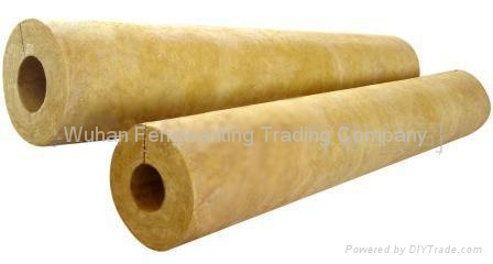 Rockwool Pipe Insulation Wt 06 Fwt China Trading