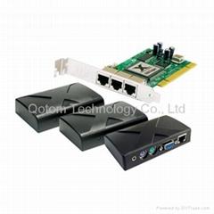 Qotom-M03 电脑共享器 全屏电影播放 网线连接