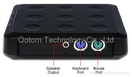 Qotom-N13 電腦共享器 網線連接 3
