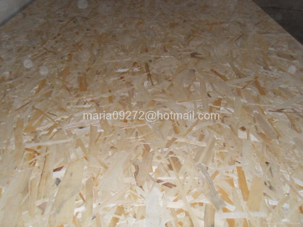 Osb Oriented Strand Board Hwl 04 China Manufacturer