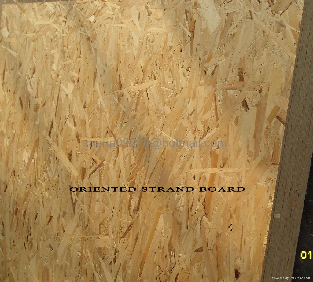 Osb Oriented Strand Board Hwl 0401 China Manufacturer