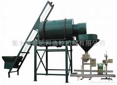衡水斗配自動BB肥摻混生產線
