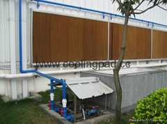 Evaporative Cooling Pad FOBqingdao$75m3