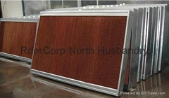 poultry fan cooling pad greenhouse fan