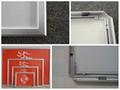 20mm polished snap frame