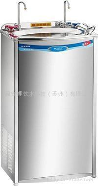 普及型温热净水直饮机 1