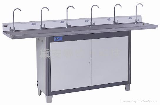 节能型温热6龙头净水直饮水机 1