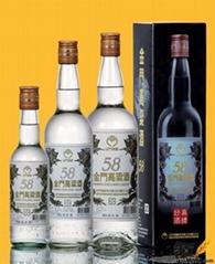 白金龍高粱酒