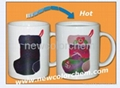 Thermochromic pigment for Mugs