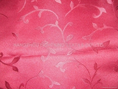 piece dyed jacquard curtain fabric