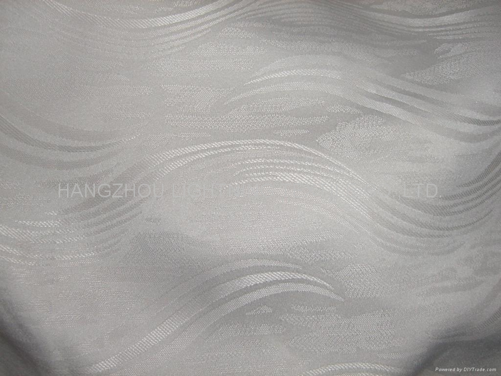 piece dyed jacquard curtain fabric 2