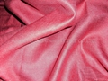 piece dyed faux linen fabric