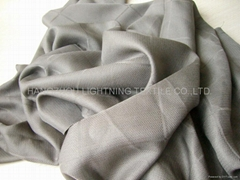 Recycled poly fiber fabric