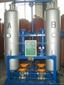 Low Pressure or Intermediate Pressure Regeneration Dehumidifier
