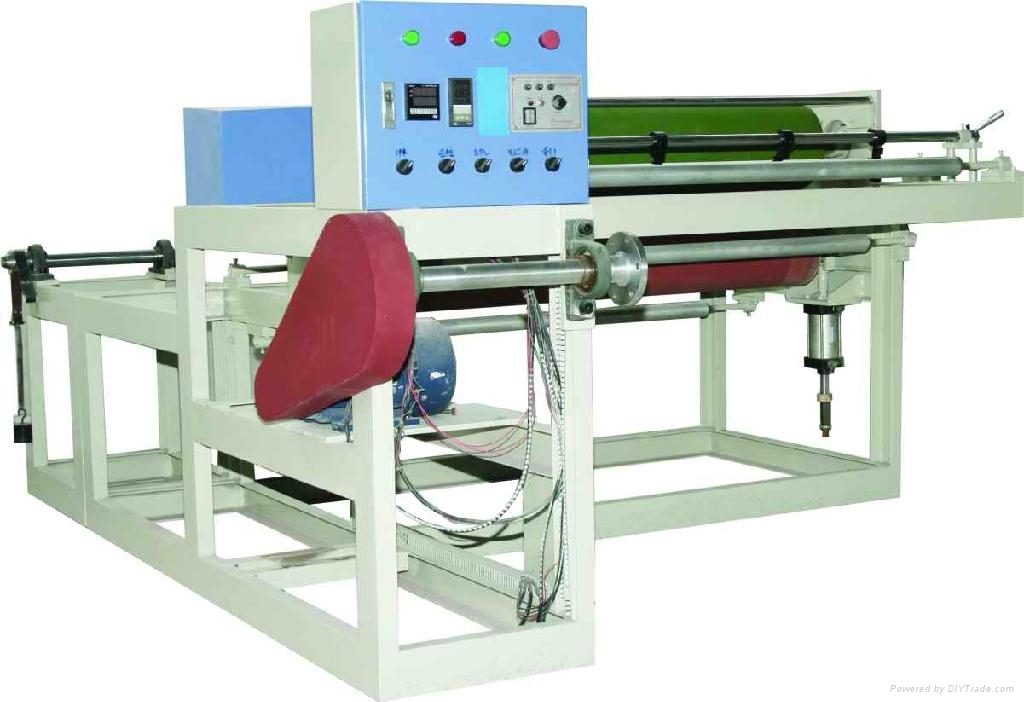 珍珠棉復膜機 1