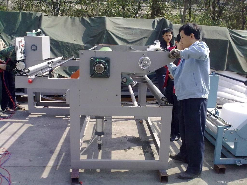 珍珠棉復膜機 2