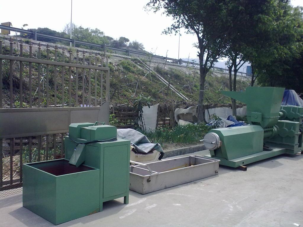 珍珠棉回收機 2