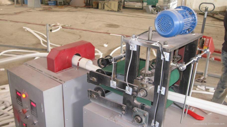 珍珠棉管材機 2