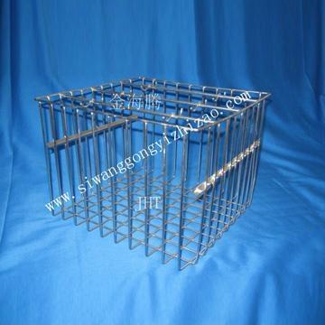 供應不鏽鋼消毒筐 5
