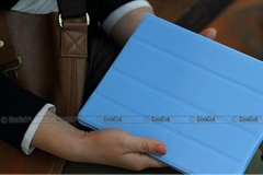 Smart Cover Microfiber Tablet Leather Case for Samsung Galaxy P7510