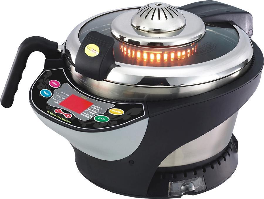 Robot Automatic Cooker Cm0501c Tianshan China