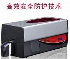Securion防偽覆膜証卡打印機色帶清潔卡設備維修卡片防偽
