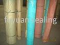 Paronite (asbestos rubber gasket sheet)