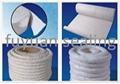 Ceramic fiber cloth, tape, rope