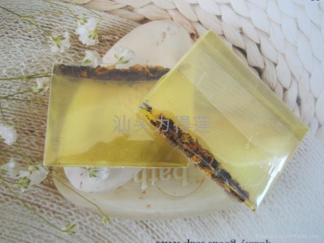 手工洋甘菊精油皂 2