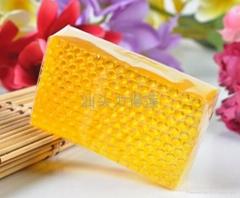 纯天然手工蜂蜜精油皂