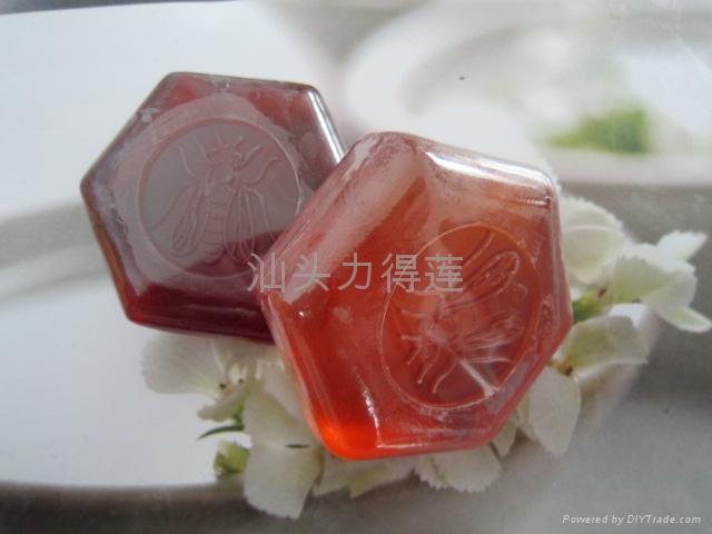 供应100g天然蜂胶美肤皂 3