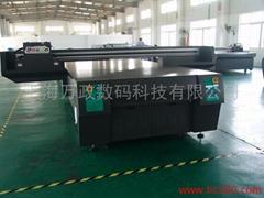 大型UV平板喷绘机
