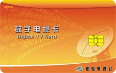 Contact IC Smart Card