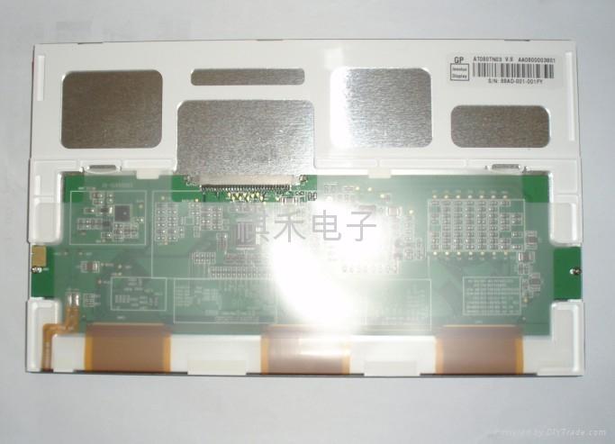 群创8寸  DS接口液晶屏AT080TN03 V.8 1