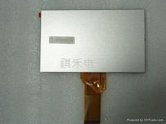 群创7寸数字LCD显示屏/AT070TN92液晶模组/AT070TN92液晶模块